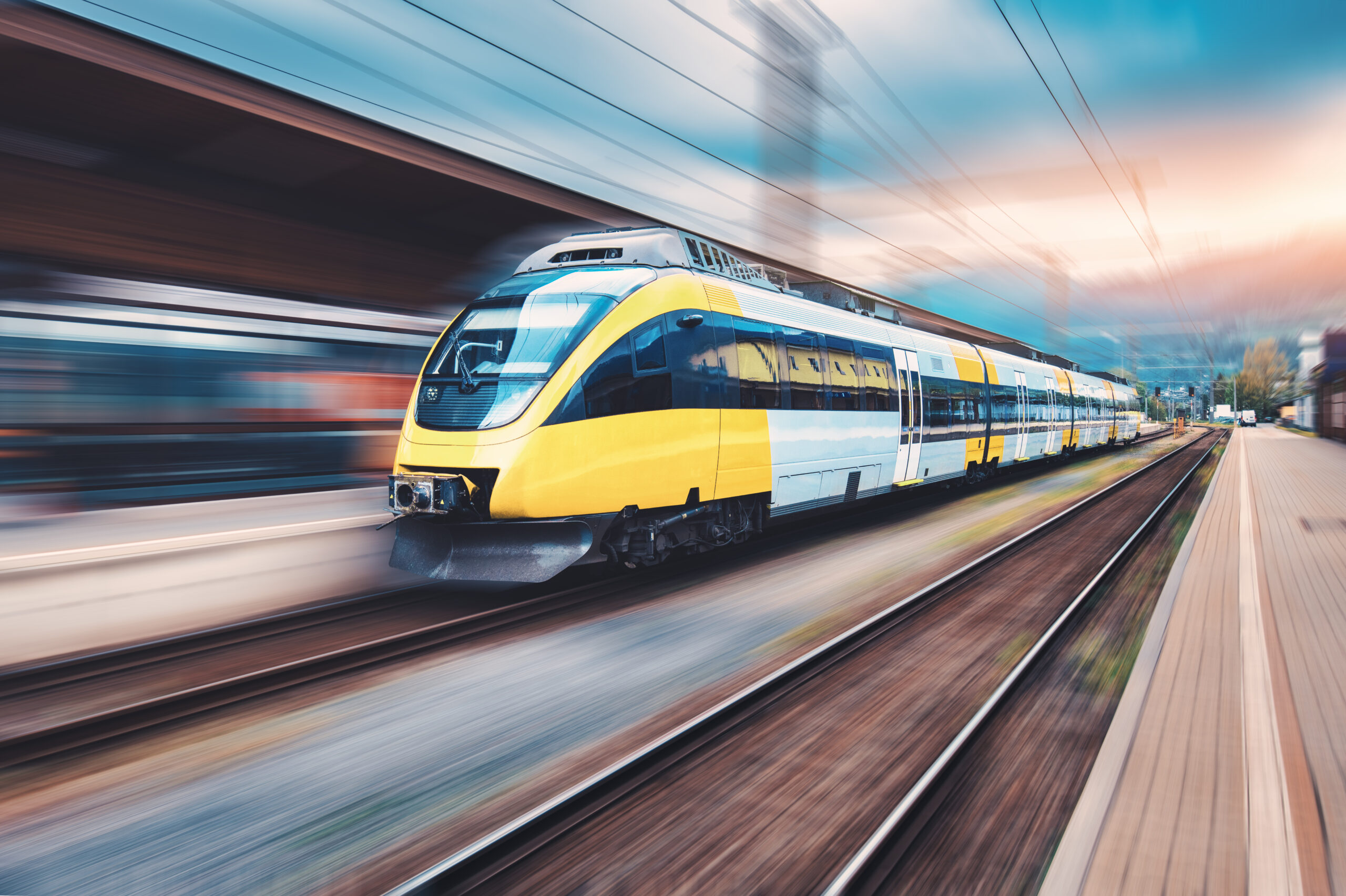 RAILEYE® products are fast and reliable like their trains