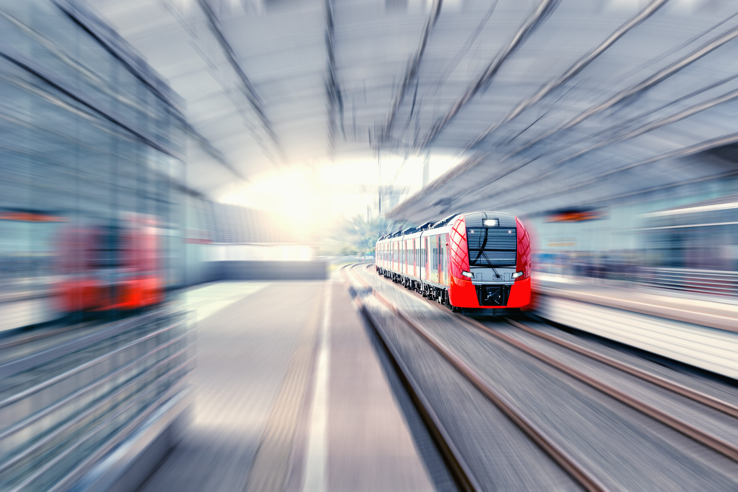 RAILEYE® keep the train safe at stations and beyond