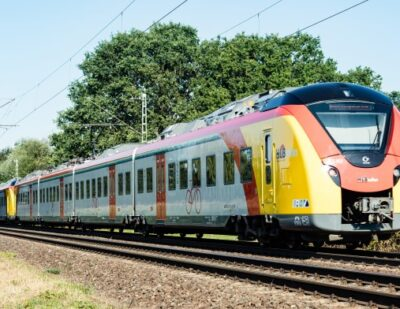 KfW IPEX-Bank Co-financing 32 EMUs for HLB