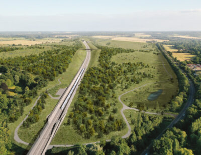 HS2 Colne Valley Western Slopes Project Gets Green Light