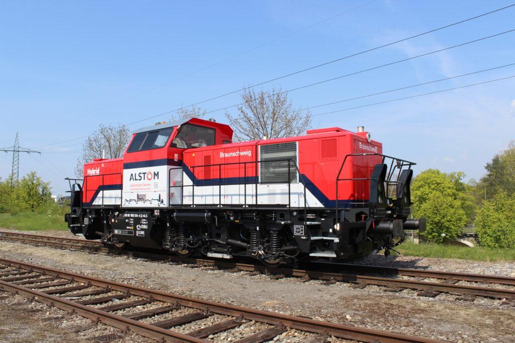 Alstom Prima H3