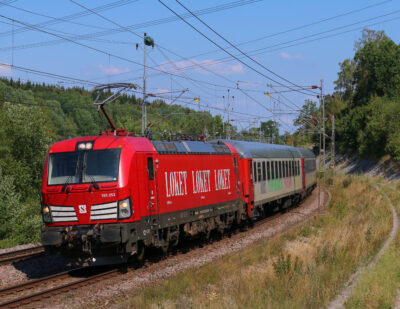 Transdev and Snälltåget Launch Night Train between Sweden, Denmark and Germany