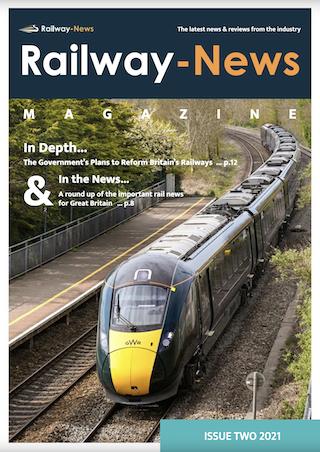 Railway-News Magazine – Issue 2 / 2021
