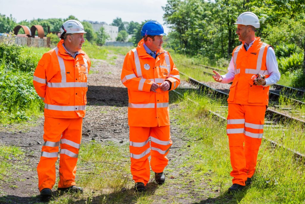 Network Rail Levenmouth