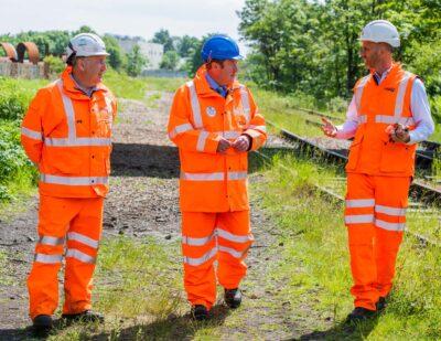 Scottish Government Unveils Levenmouth Rail Link Plans