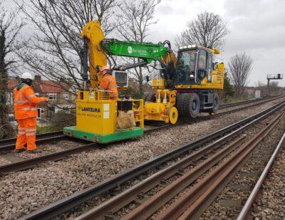 Rail Ground Investigation