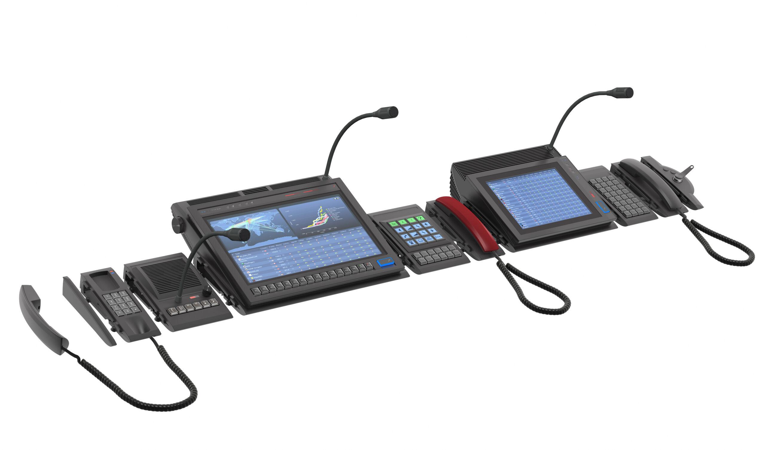 Modular Dispatcher Terminal