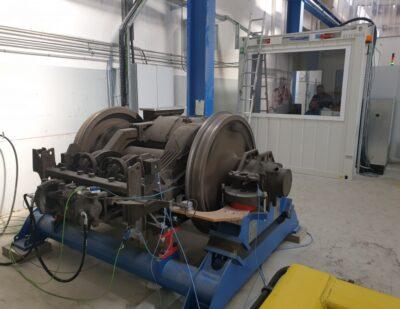 Ptuj Workshop Introduces Drive Unit Servicing for Eurosprinter Locomotives