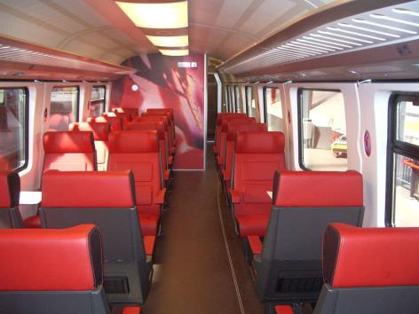 Rail Material EN45545-2