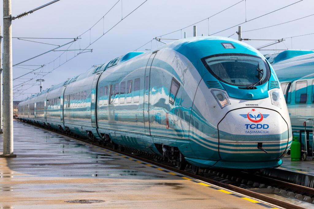 Siemens Velaro for Turkey