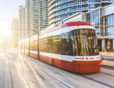 Toronto to Get 60 New Flexity Trams