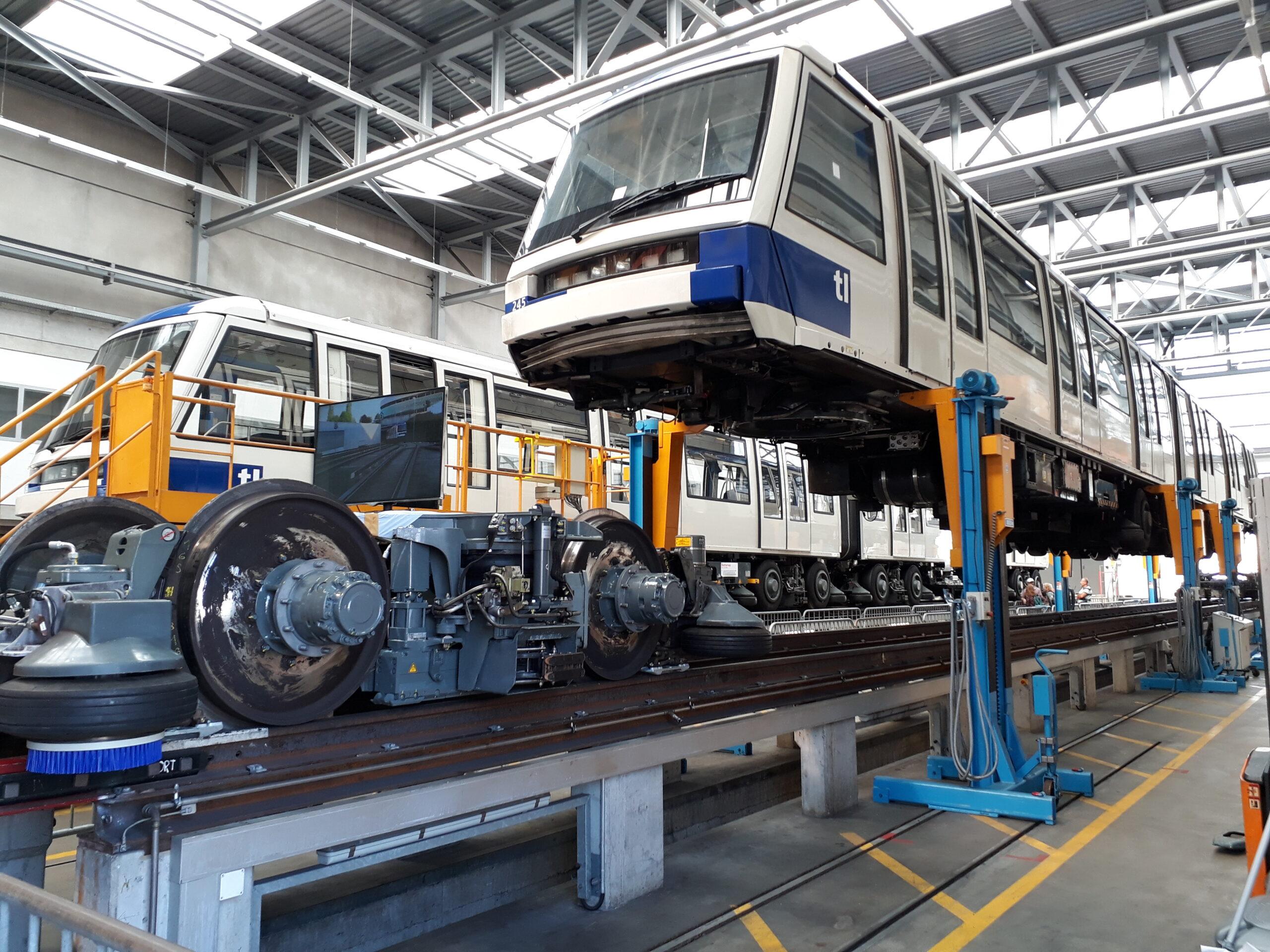 Texelis rolling stock maintenance