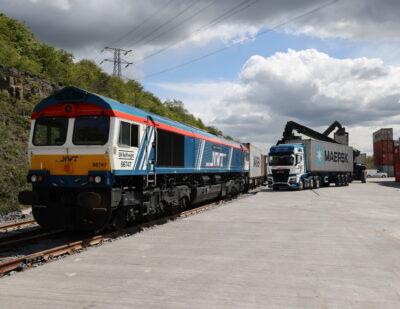 Network Rail Reports Rail Freight Growth in Eastern Region