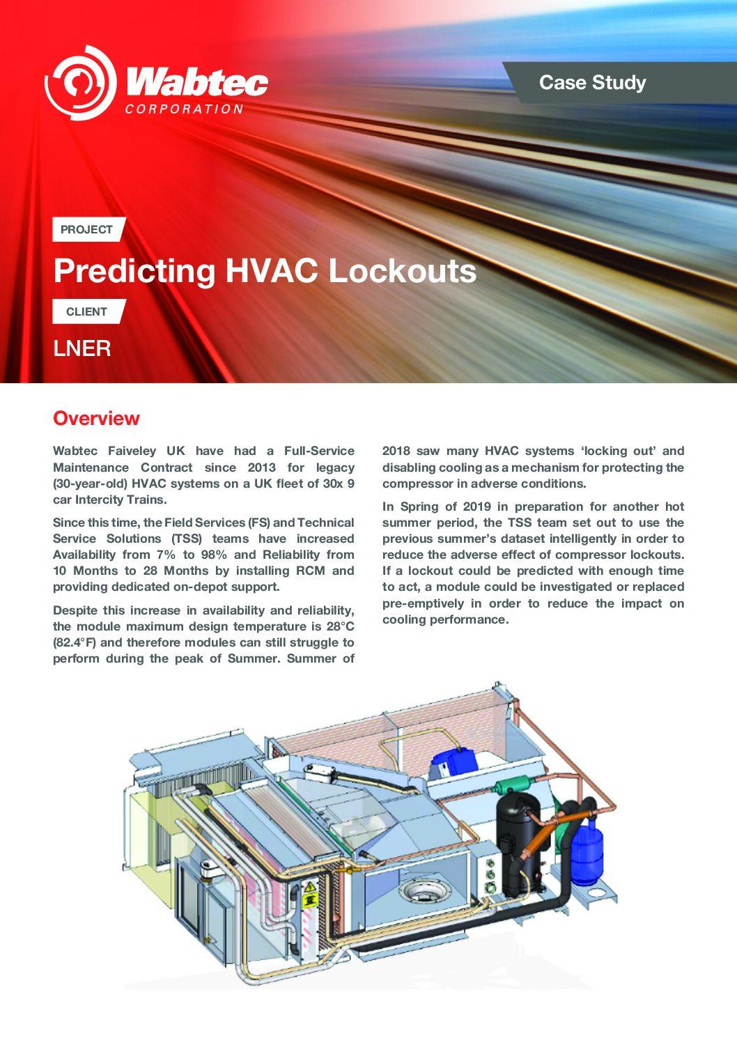 Wabtec HVAC Case Study
