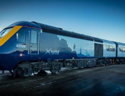 Wabtec UK ScotRail High-Speed Train