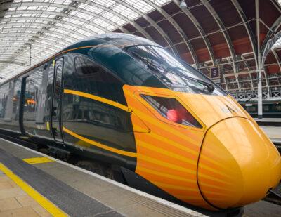 ORR Publishes Interim Report on Class 800 Train Cracks