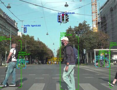 AI-Based Technology from EYYES