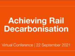 Achieving Rail Decarbonisation