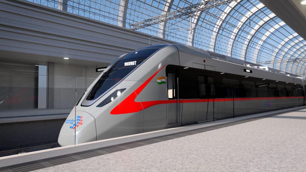 Alstom RRTS trains