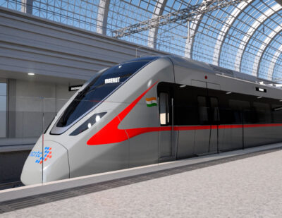 Alstom Starts Manufacture of Trains for Delhi-Ghaziabad-Meerut RRTS Project