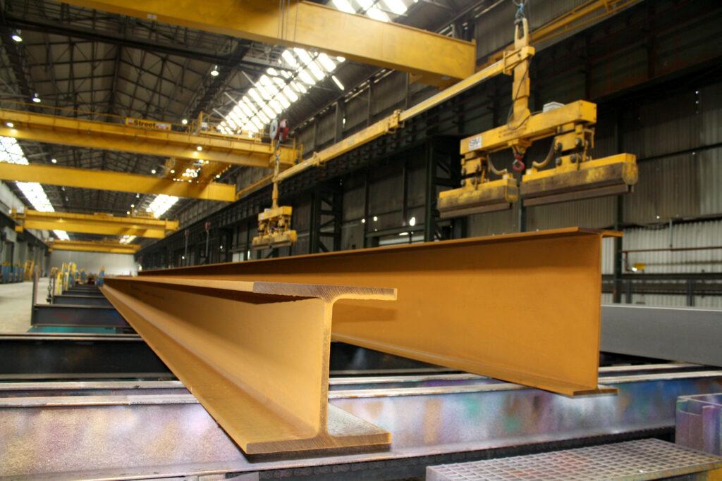 British Steel weathering steel