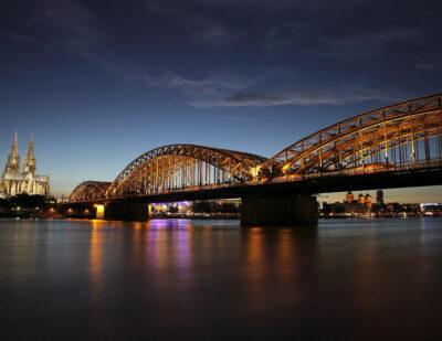 DB to Turn the Cologne Rail Hub Digital