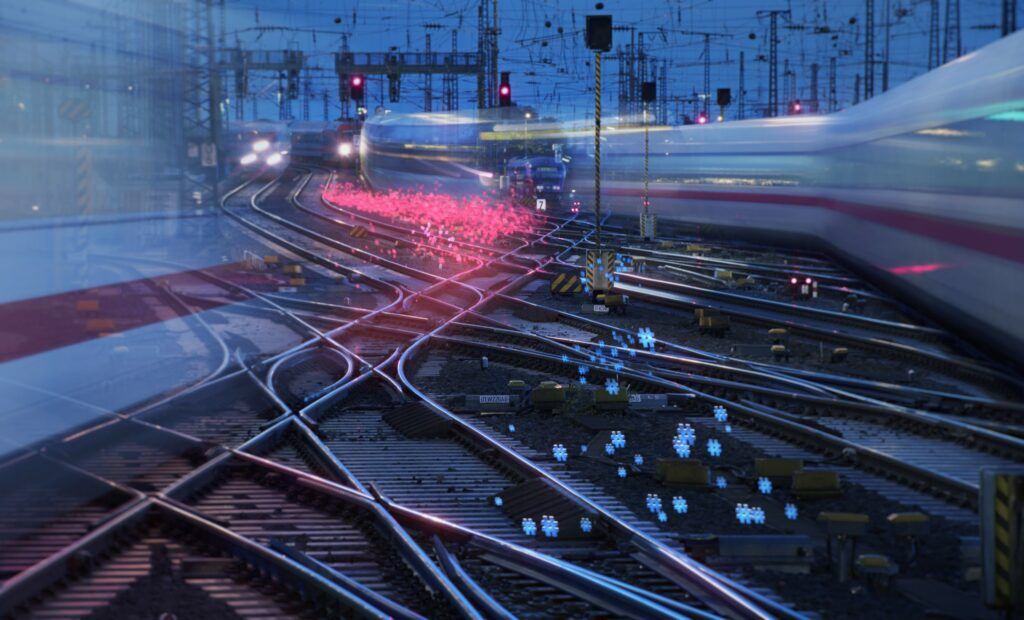 Railway digitalisation