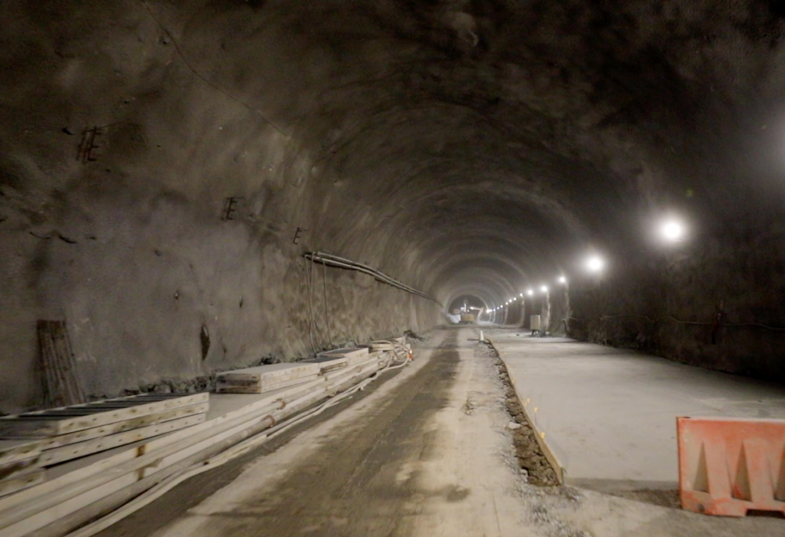 Etihad Rail Completes Excavation of Gulf Railway's Longest Rail Tunnel