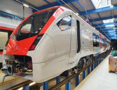 Transport for Wales' FLIRTS Begin Testing