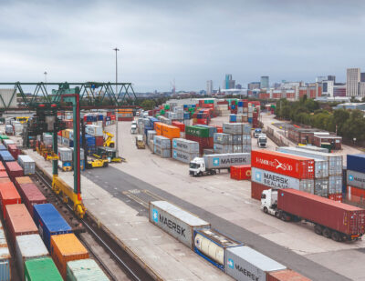 A Greener UK Economic Recovery Requires Shifting Freight from Road to Rail Says RDG