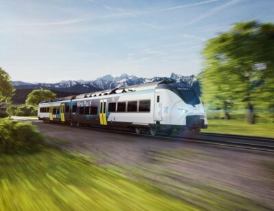 Bavaria and Siemens Mobility Partner on Hydrogen-Powered Train Trial