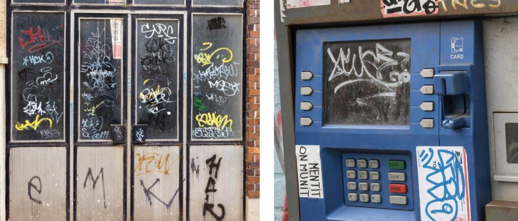 Vandalism protection