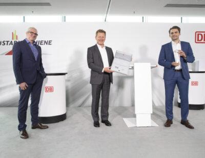 LiveEO Wins Deutsche Bahn's Supplier Innovation Award 2021