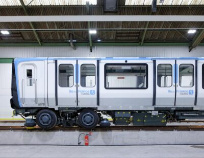 Alstom to Supply a Further 19 Metros to Île-de-France Mobilités