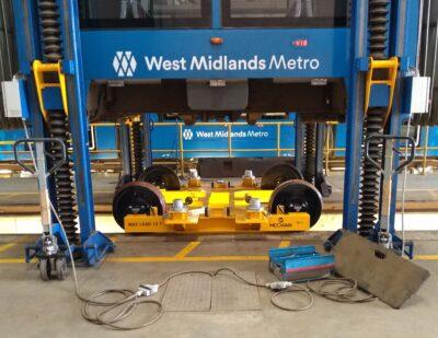 Mechan Bogies Streamline Metro Maintenance