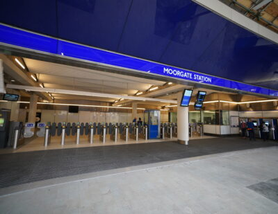Elizabeth Line Improvements Offer Step-Free London Underground Access from Moorgate Station