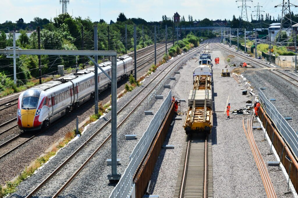 Network Rail to connect ground-breaking 11,000-tonne tunnel near Peterborough to existing track this month
