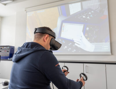 Plasser & Theurer Embraces Innovative 3D Simulation