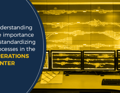 Standardizing Procedures in Your Railroad Operations Center