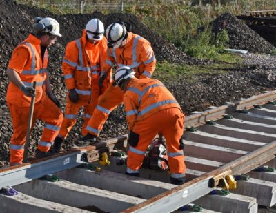 UK Rail Industry Faces Summer of Uncertainty Warns RIA