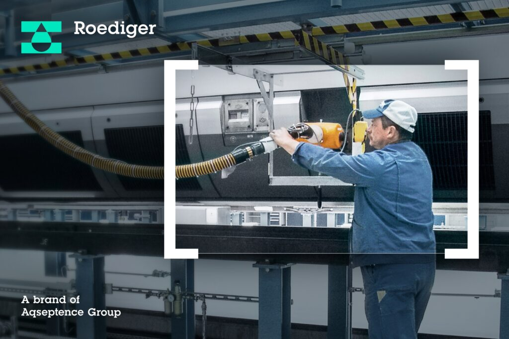 Installation of Roediger Train Systems for Rail Depots