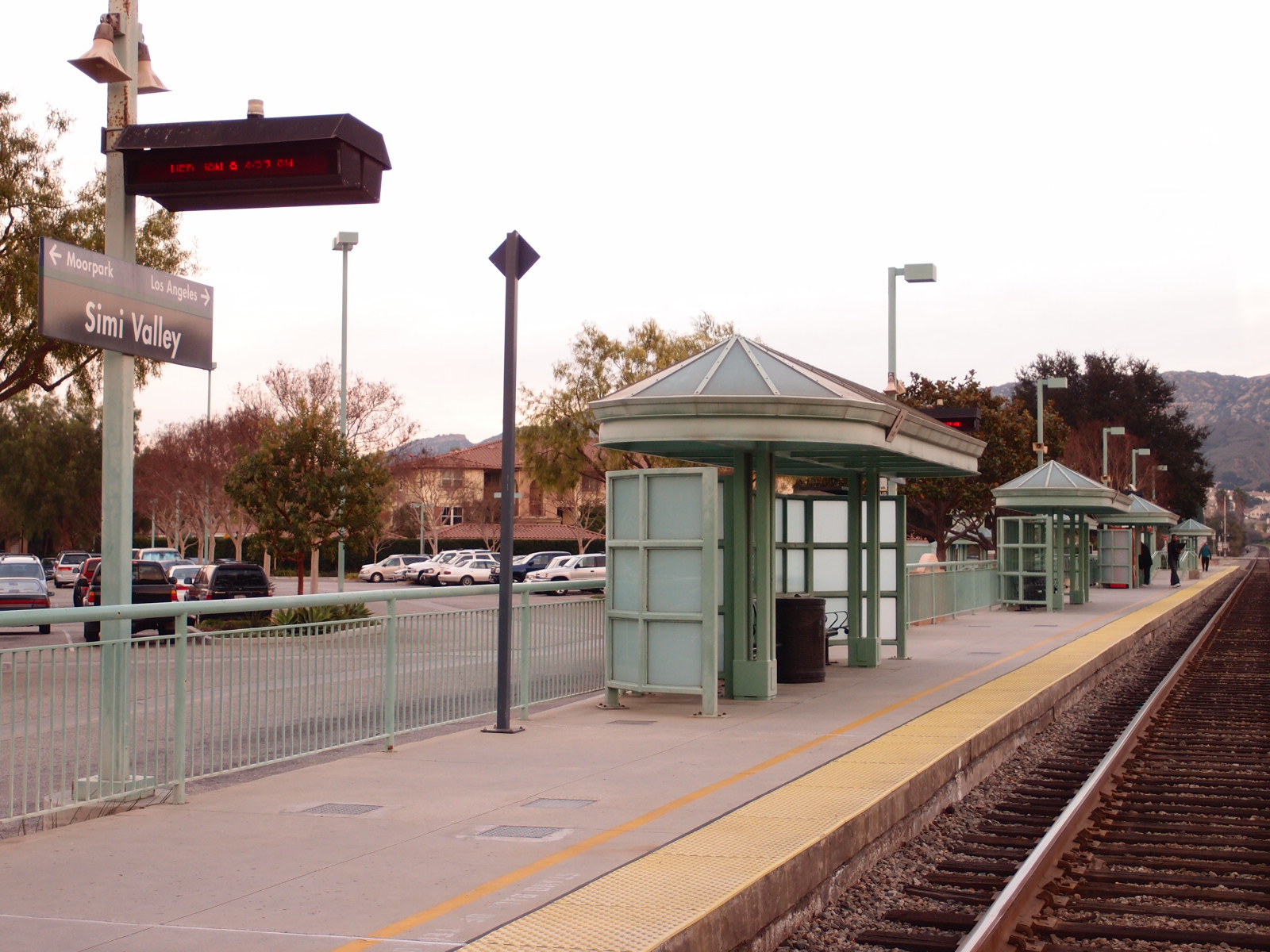 Simi Valley Station, Southern California
