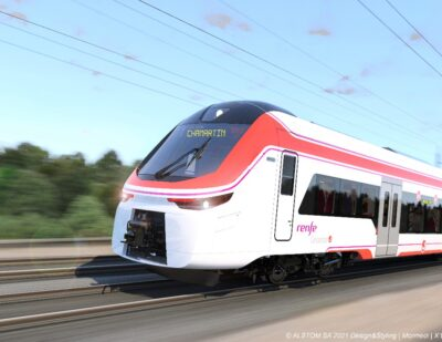 Renfe Signs Contract with Alstom for 152 High-Capacity Trains