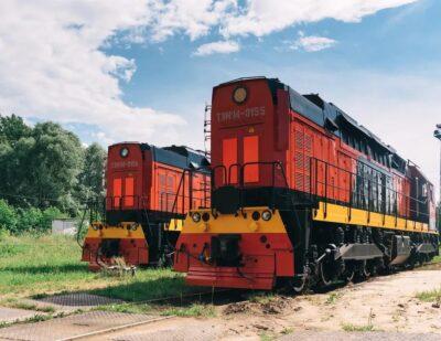 Kazakhstan: Silkway Transit Receives Four Diesel Shunting Locomotives
