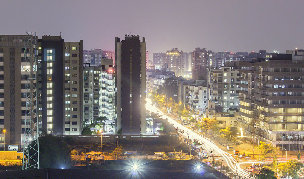 Surat, in the Indian state of Gujarat