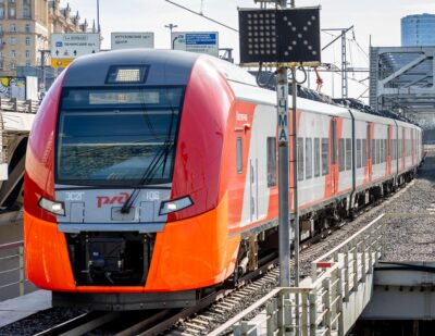 Moscow Central Circle Takes Step Closer to Introducing Unmanned Trains