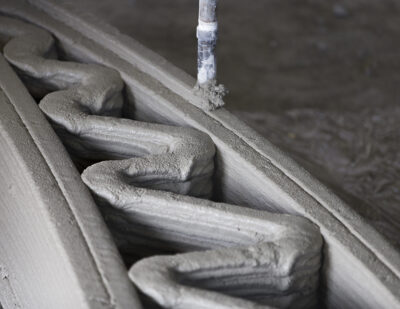 UK First: HS2 to Undertake 3D Concrete Printing on Site