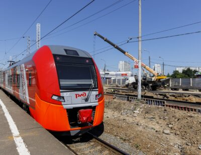 Moscow Central Diameters' Third Line Set to Bring Benefits to Region's Residents and Businesses