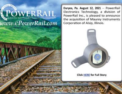 PowerRail Acquires Maurey Instruments