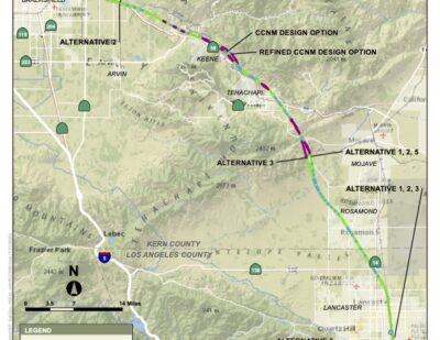 California High-Speed Rail Line Approved Between Bakersfield and Palmdale